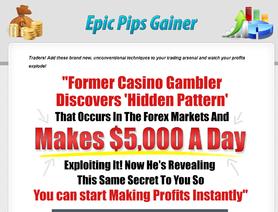 EpicPipsGainer.com ( Albert William)