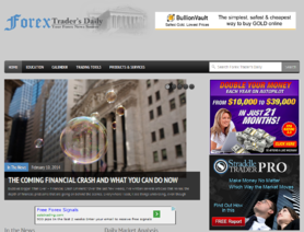 ForexTradersDaily.com (Dustin Pass, Jonathan Silver)