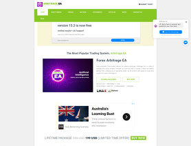 Arbitrage-EA | Forex Expert Advisor Reviews | Forex Peace Army