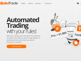 ZuluTrade | Zulutrade com reviews and ratings by Forex Peace