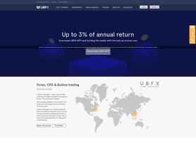 UBFX.co.uk