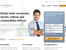 VarenGoldBankFX.com (Wertpapierhandelsbank AG)