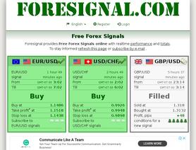 ForeSignal.com