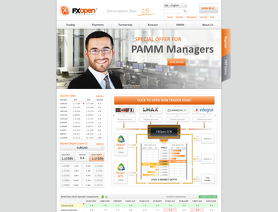 FX Open | Forex Brokers Reviews | Forex Peace Army