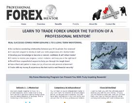ProfessionalForexMentor.com