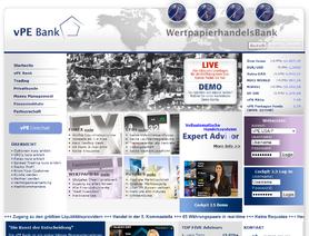 vPEag.com (vPE Bank, Wertpapierhandelsbank AG