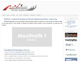MxProfit.com (Max Profit)