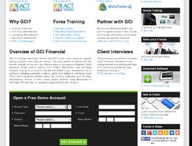 Gcitrading.com (GCI Financial)