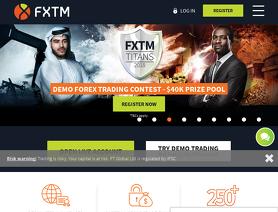 ForexTime.com (FXTM)