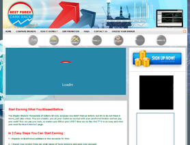 Cashback forex review