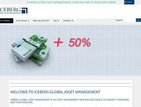 IcebergGlobalAM.com (Iceberg Global Asset Management)