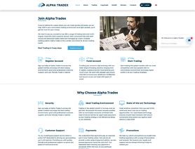 AlphaTradeX.com