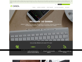 OANDA | Oanda com reviews and ratings by Forex Peace Army