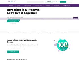 Axiory.com