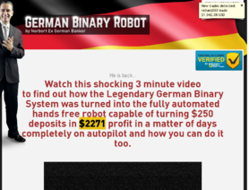 GermanBinaryRobot.com