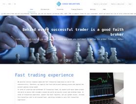 Cinda-Securities.com
