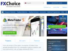 MyFXChoice.com (Formerly FXChoice.com)