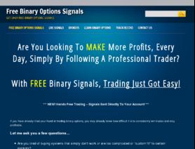 FreeBinarySignals.net