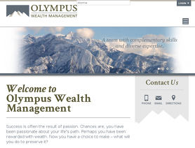 OlympusWealthManagement.com (Was OlympusWealth.com)