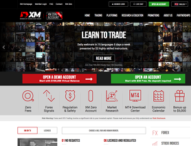 XM.com (formerly Trading-Point.com and XEMarkets.com)
