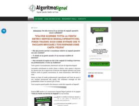 AlgoritmoSignal.it