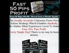 Fast50PipsProfit.com (Austin Winston)