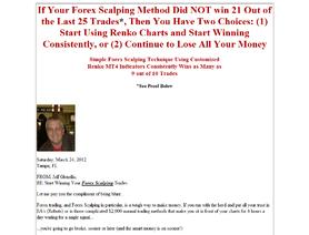 ForexScalpingX.com (Jeff Glenellis)