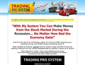 TradingProSystemSecret.com (Tom Mayoya)