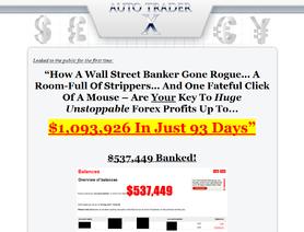 AutoTraderX.com (Duane Masterson) Was ForexWealthRobot.com (Duane Robbins)