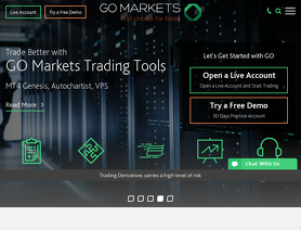 Go market forex review