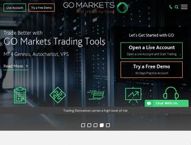 GOMarkets.com.au (Was GOMarketsAus.com)