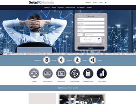 DeltaFXMarkets.com