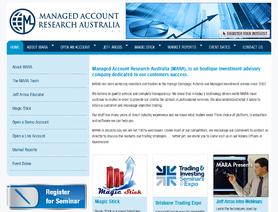 MAResearch.com.au (Managed Account Research Australia -MARA)