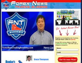 ForexNewsTradingAcademy.com (Henry Liu)