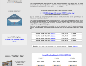 Smart forex signals review