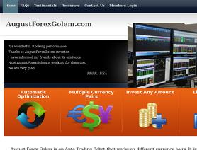 AugustForexGolem.com (was ForexGolem.com)