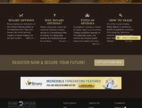 IvoryOption.com