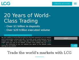 Lcg forex leverage