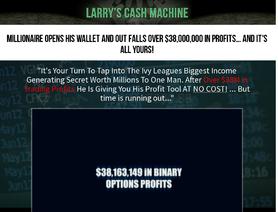 LarrysCashMachine.com