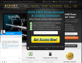 Binary international forex peace army