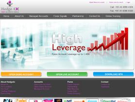 Hedge4x.com