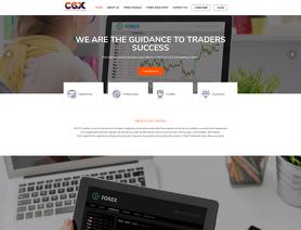 CGXCapital.com