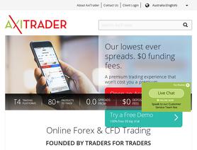 AxiTrader.com (Was AxiTrader.com.au)