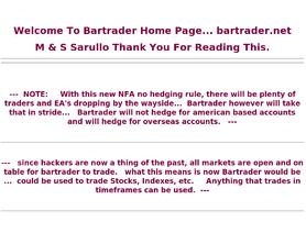 BarTrader.net
