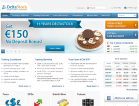 DeltaStock.com (DeltaStock AD)