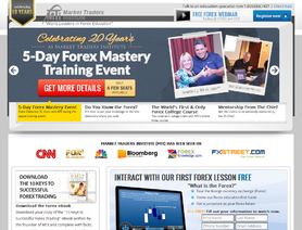 Mti forex trading software