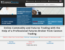 CannonTrading.com
