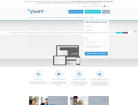 TeraFX.com (.trade)
