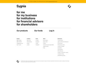 Sygnia.co.za