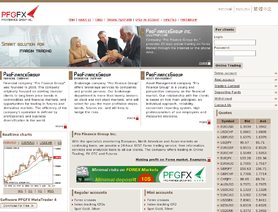 PFGFx.com (Pro Finance Group)